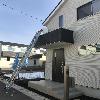 東京都国立市 デザインアンテナ 屋根裏設置 4K8K