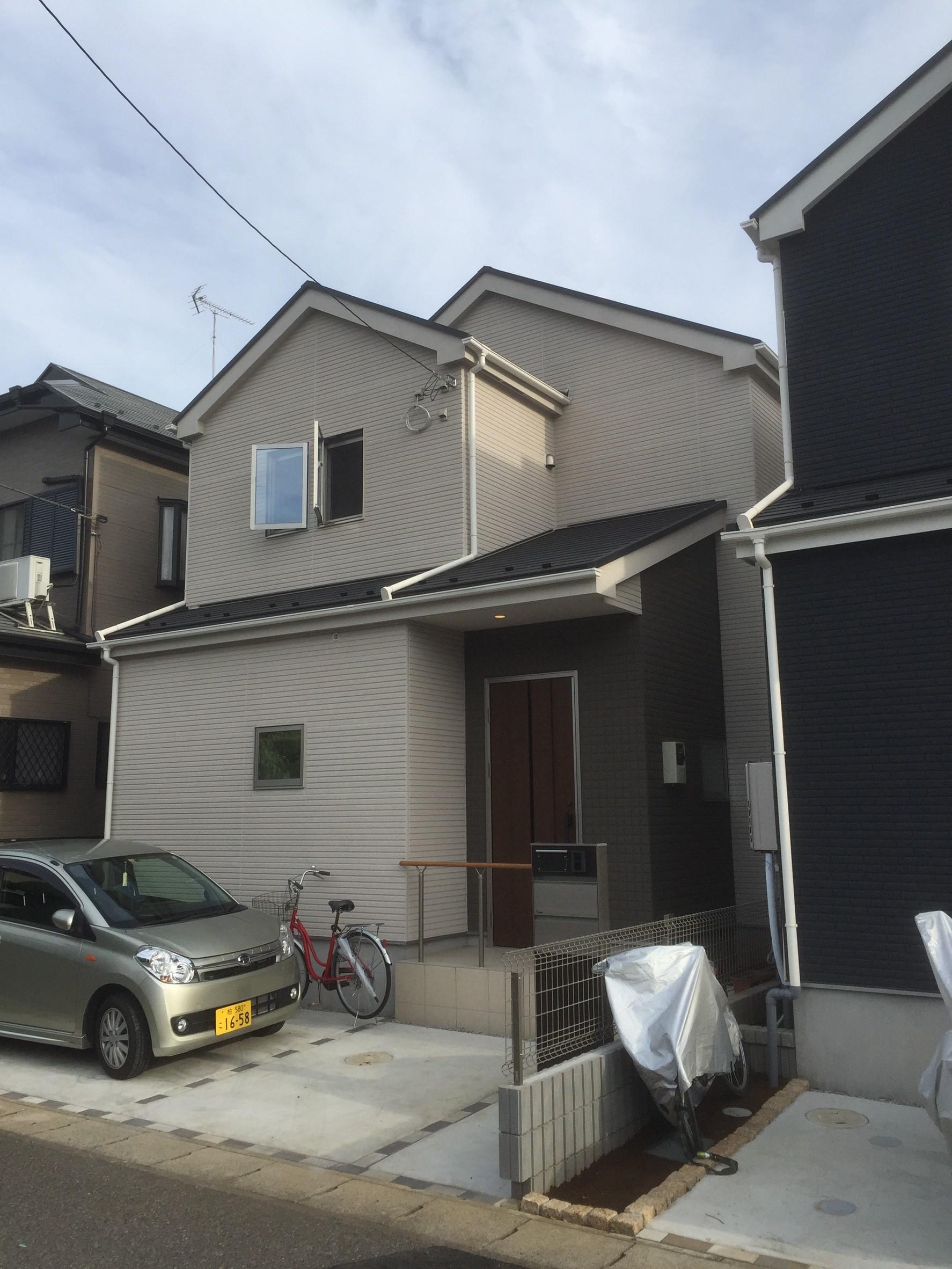 千葉県柏市の屋根裏設置工事事例