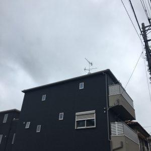 埼玉県さいたま市 八木式アンテナ設置工事