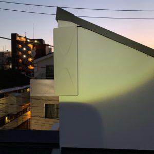 東京都世田谷区 デザインアンテナ設置